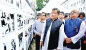 Photo exhibition marking the 44th martyrdom anniversary