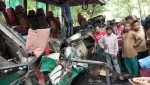 Eight killed in Thakurgaon road crash