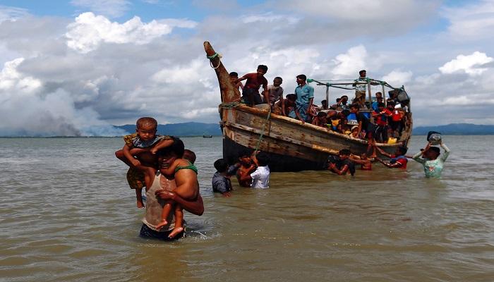 India urges world to help Bangladesh to ease Rohingya crisis