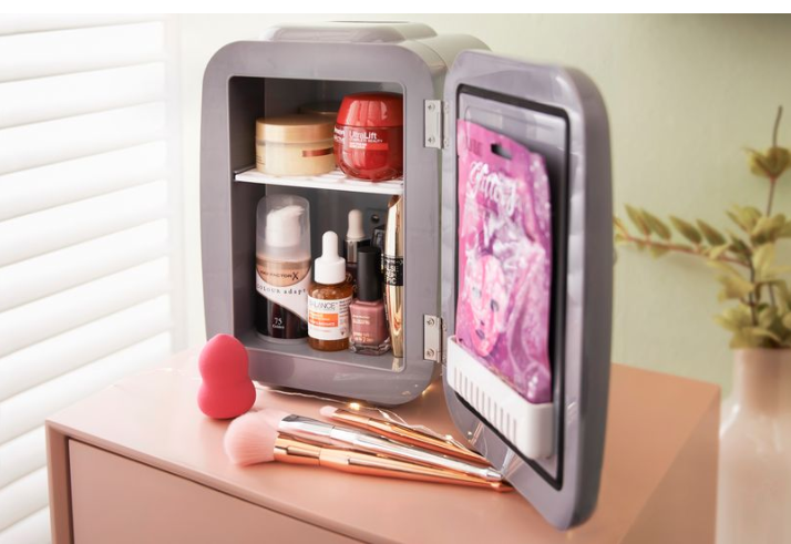 B&M launch super stylish beauty mini fridge