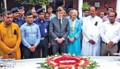 US envoy pays tribute to Bangabandhu