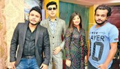 Four popular faces in Eid drama Bhai Ache Na?