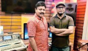 Jahangir lends voice to his brother Shafiq Tuhin's song