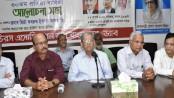AL-led government won't last long: Fakhrul