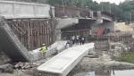 Guarders of under-construction bridge collapse in Jhenaidah
