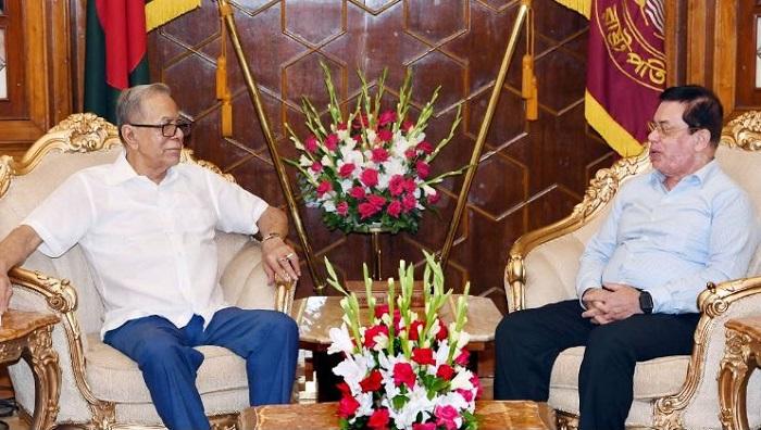 President asks to ensure congenial atmosphere at universities