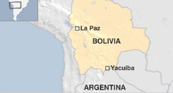 Bus crash in Bolivia leaves 14 dead, 21 injured