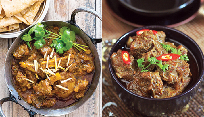 Authentic Mutton Curry