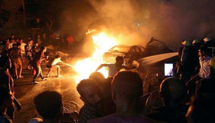 19 killed in horror Cairo car crash