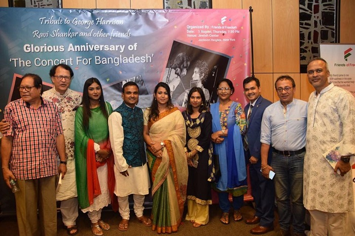 'The Concert for Bangladesh' Documentary is being created