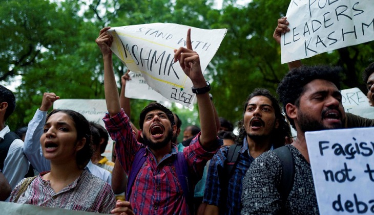 Five things to know about Indian Kashmir's changed status