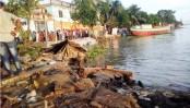 Meghna continues to wreak havoc in Chandpur