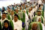 Biman pre-hajj flights conclude