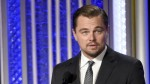 I was lucky to be in right place at right time: DiCaprio