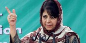 'Darkest day... catastrophic': Mehbooba Mufti on Article 370 abrogation proposal