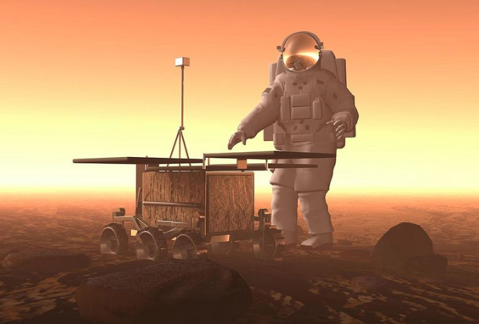 Astronauts going to Mars could suffer memory loss and anxiety