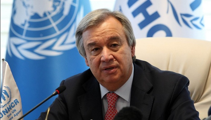 UN chief Antonio Guterres asks India, Pakistan to exercise restraint