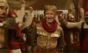 Watch Donald Trump dancing to Ranveer Singh's Malhari as the President's staffer shares funny video