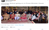 Imran Khan trolled for turning Pakistan PM house into wedding venue
