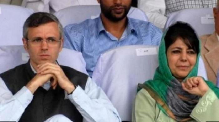 Ex-Kashmir chief ministers Mehbooba Mufti, Omar Abdullah Arrested