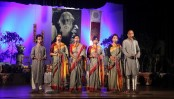 Chhayanaut observed Rabindranath Tagore's 78th Death Anniversary