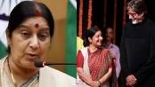 Bollywood celebs mourns death of Sushma Swaraj