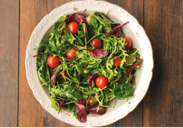 Plant-based diet can reduce risk of heart disease