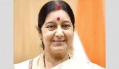 Sushma cremated with state honours