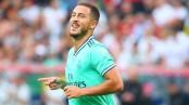 Hazard opens Real Madrid goal account