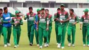 U19 tri-nation: Bangladesh vs India match abandoned due to rain