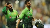 Malik, Hafeez excluded from PCB's contracted players' list
