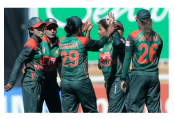 Women's team upbeat to do well in World T20