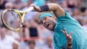 Defending champ Nadal advances to Rogers Cup quarterfinals