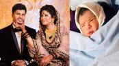 Cricketer Nurul Hasan Sohan blessed with baby girl