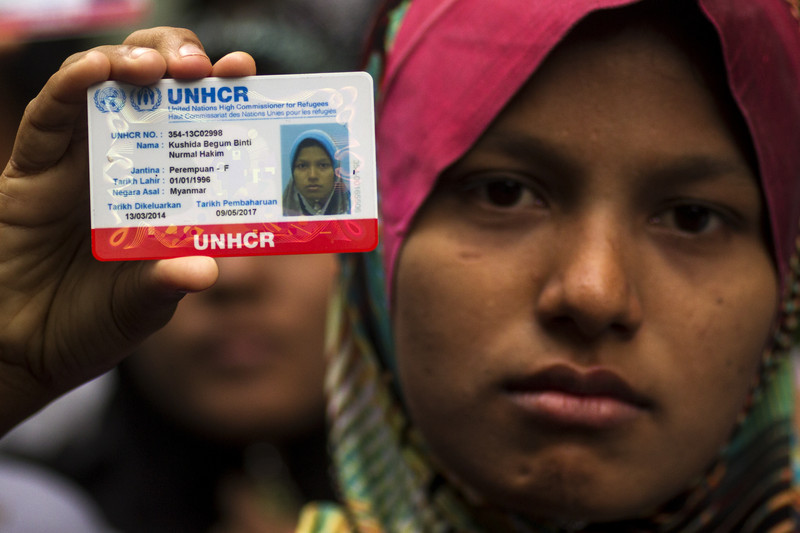 Over half a million Rohingyas receive identity documents: UNHCR