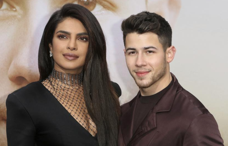 Nick congratulates Priyanka for Paani's National Award win