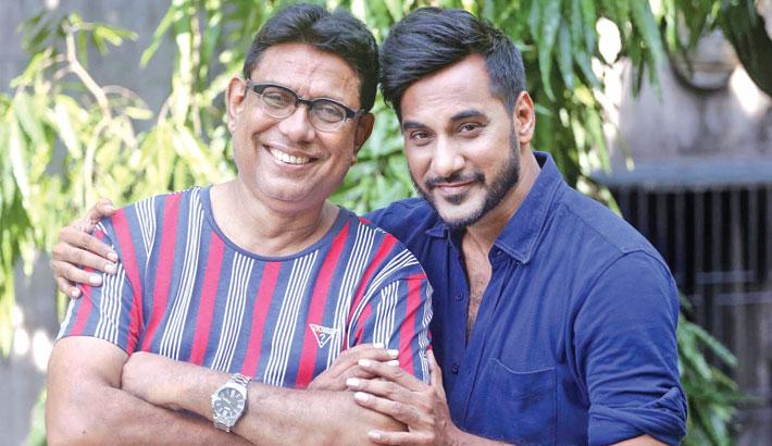 Shajal under Afzal's direction