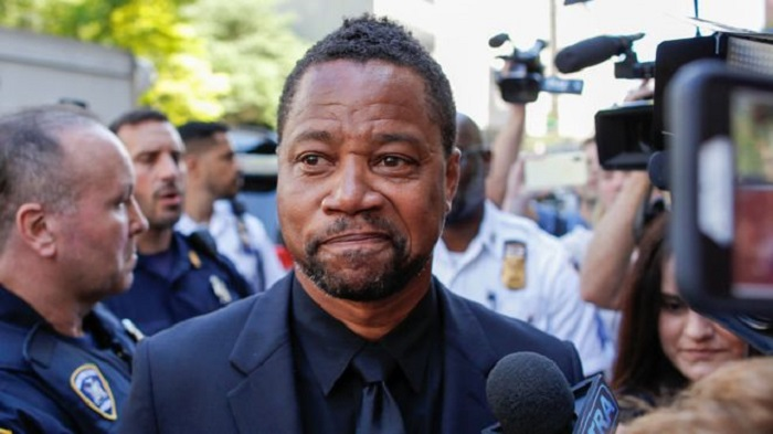 Actor Cuba Gooding Jr to face trial over 'grope'