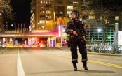 One injured in shooting at Norway mosque