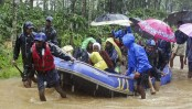 66 killed in floods, mudslides in southern India