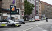 2nd explosion in Danish capital damages police station