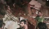 4 dead as building collapses in Gujarat following incessant rain