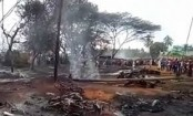 Police say 62 killed in Tanzania fuel tanker explosion