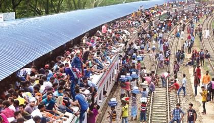 Eid trip turns perilous
