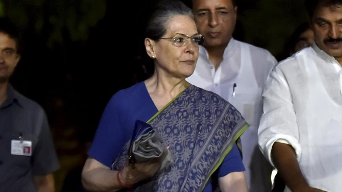 Sonia Gandhi is back as Congress president