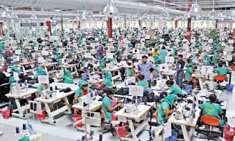 All factories paid wages, bonuses: BGMEA