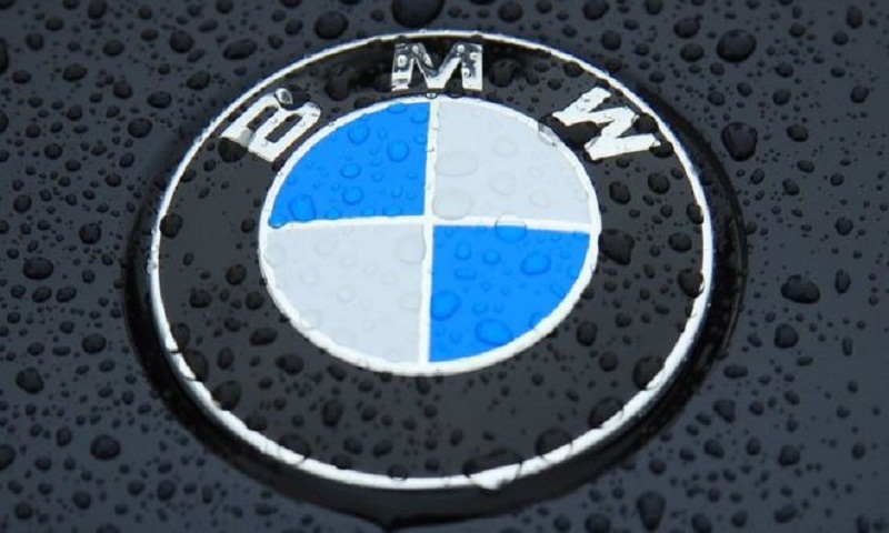 Indian man pushes birthday present BMW into river