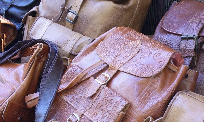 Simple ways to take care of your leather accessories this monsoon