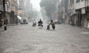19 killed as rain batters india's Gujarat
