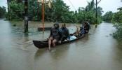 India flood kills 144 as roads, highways cut off